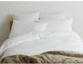 Habitat Washed White Duvet Cover - Double