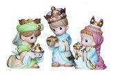 Precious Moments 131034 Kings Figurine, Set of 3