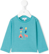Knot - Wild West sweatshirt - kids - Cotton - 6 mth