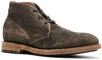 Frye Men's Bowery Distressed Suede Chukka Boots