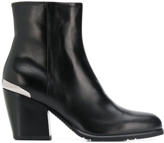 Baldinini Block Heel Ankle Boots