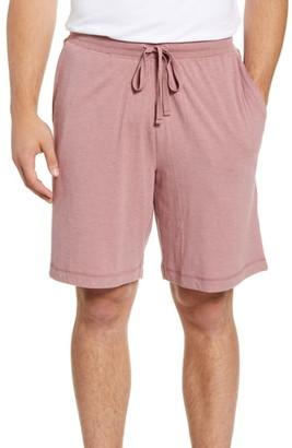 Daniel Buchler Stretch Cotton & Modal Lounge Shorts