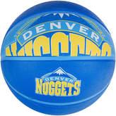 Spalding Denver Nuggets Size 7 Courtside Basketball