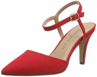 New Look Women's WF RARKLE 4 IC-SDT 2PT PNT80:60:S208 Closed Toe Heels