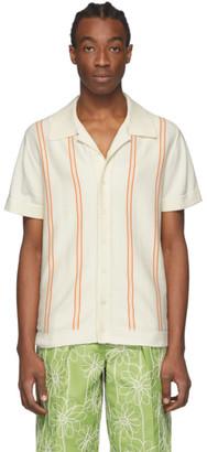 Off-White Casablanca Bowling Shirt