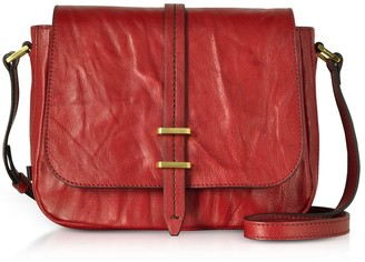 The Bridge Rimbaud Leather Medium Shoulder Bag