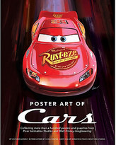 Disney Poster Art of Cars Book