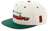 Mitchell & Ness Cavaliers Brushed Heather Holiday Snapback