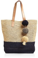 Mar y Sol Color Block Tote