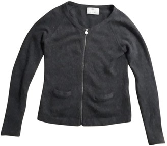 Allude Anthracite Cashmere Knitwear for Women