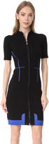 Thierry Mugler Scuba Knit Dress