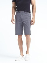Banana Republic Emerson Seersucker Check Short