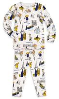 "Books To Bed Little Boy's Three-Piece ""Madeline"" Pajama & Book Set"