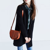 Madewell Structured Sweater-Coat