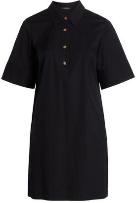 Lafayette 148 New York, Plus Size Conroy Polo Shirtdress