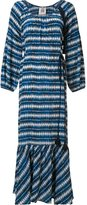 Figue 'Marlie' cordoba print dress - women - Silk - XS