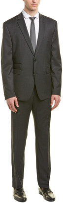 Vince Camuto Slim Fit Wool 2Pc Suit