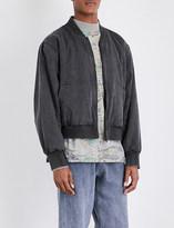 Yeezy Season 4 oversized cotton bomber jacket