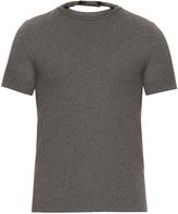 Maison Margiela Neck-fastening crew-neck T-shirt