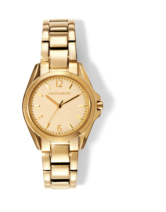 Vince Camuto Mini Round Watch