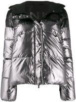 Pinko hooded padded jacket