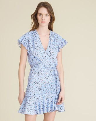 Veronica Beard Marla Floral Dress