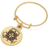 Alex and Ani Healing Love Expandable Wire Ring