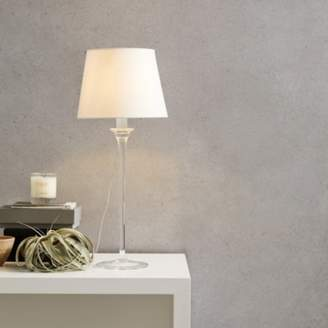 The White Company Lavenham Table Lamp, Clear, One Size
