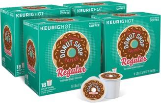 Keurig 96-Ct Donut Shop Regular Blend K-Cup Pods
