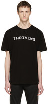 Baja East Black thriving T-shirt