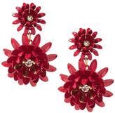 Banana Republic Elizabeth Cole | Limited Edition Red Flower Earring