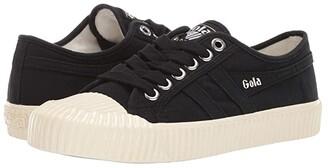 Gola Cadet (Black/Off-White) Women's Shoes