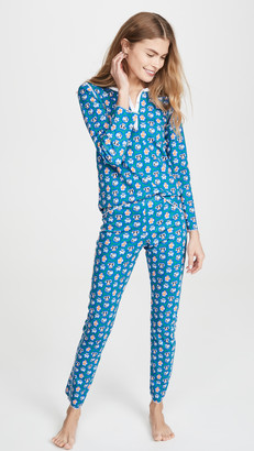 Roller Rabbit Sno Angels Pajamas