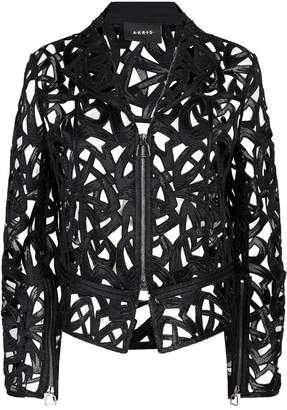 Akris Embroidered Jacket