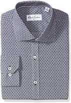 Robert Graham Men's Veneto Regular Fit Dot Dress Shirt