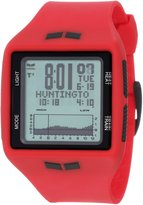 Vestal Men's BRG009 Brig Tide and Train Black Positive Digital Surf Watch