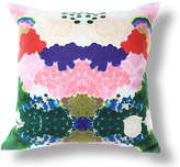 Kristi Kohut Colorful World Reversible Pillow