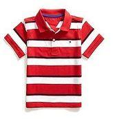 Tommy Hilfiger Little Boy's Bold Stripe Polo