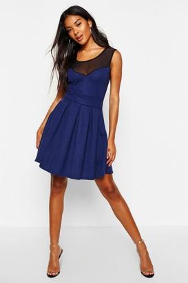 boohoo Skater Dress