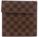 Louis Vuitton Damier Ebene CD Case