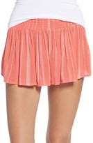 Make + Model Women's Flirty Crinkle Lounge Shorts