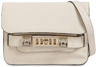 Proenza Schouler PS11 MINI GRAINED LEATHER SHOULDER BAG