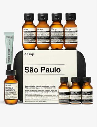 Aesop São Paulo City Kit travel set