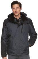 ZeroXposur Men's Beacon Colorblock Hooded Jacket