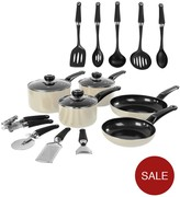Morphy Richards Equip 14-piece Cookware Set