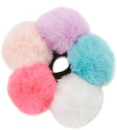 Copper Key 5-Pack Faux-Fur Hair Tie Set