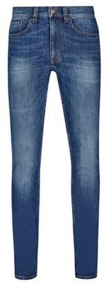 Dorothy Perkins Womens **Burton Vintage Blue Tyler Skinny Fit Jeans, Blue