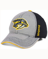Reebok Nashville Predators Travel and Training Flex Cap