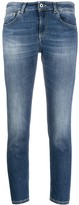 Dondup Newdia mid-rise slim jeans