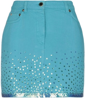 Alberta Ferretti Denim skirts